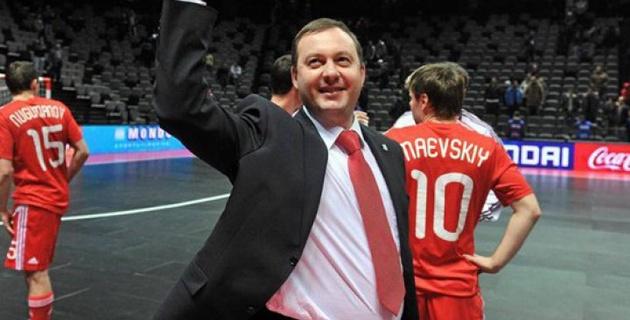 Мы уважительно относимся к Казахстану и другим соперникам - тренер России