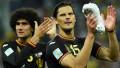 После матча в Казахстане Феллайни и ван Бюйтен не могли ходить - тренер сборной Бельгии