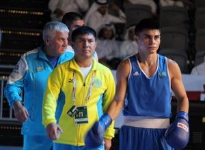 Казахстанец Закир Сафиуллин проиграл в первом бою на чемпионате мира по боксу