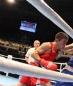 Ералиев объяснил причины поражения боксеру из Узбекистана на ЧМ в Катаре