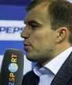 """На все 100 процентов болею за """"Барыс"""" - Александр Олейник"""