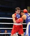 Олжас Саттыбаев пробился в четвертьфинал ЧМ по боксу в Катаре