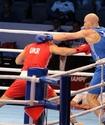 Левит вслед за Алимханулы проиграл в четвертьфинале ЧМ по боксу в Катаре
