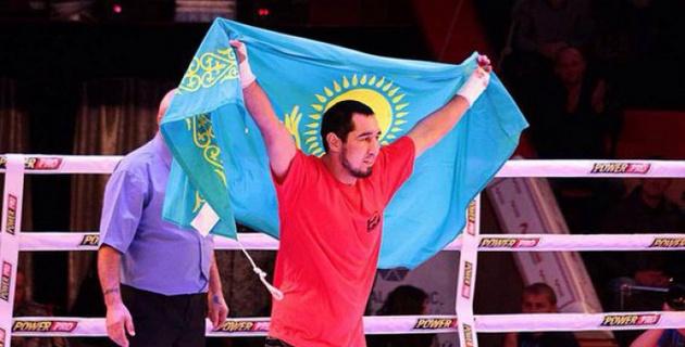 Казахстанец Ербосынулы следующий бой на профи-ринге проведет в андеркарте у Хитрова