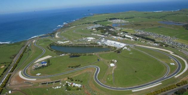 Прямая трансляция Гран-при MotoGP в Австралии