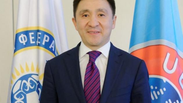Информация об отставке Кожагапанова  не соответствует действительности - пресс-служба ФФК
