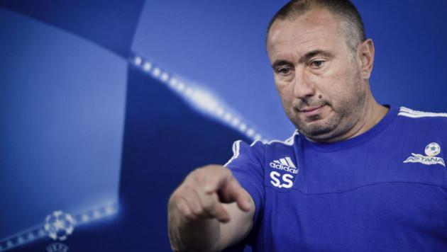 Мы не можем терять очки в чемпионате, поэтому не все игроки основы сыграют в Мадриде - Стойлов