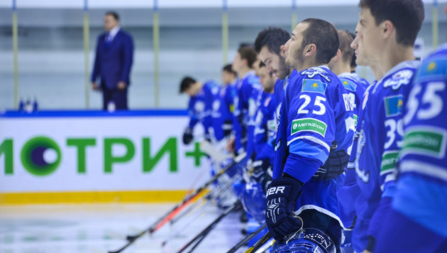 """""""Барыс"""" потерпел второе поражение подряд после возвращения Назарова"""