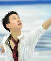 Тен стал шестым, а Турсынбаева - седьмой в короткой программе Гран-при в США