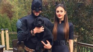 Овечкин нарядился в костюм Бэтмена на вечеринке в честь Хэллоуина