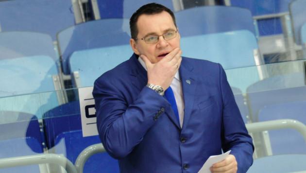 """""""Барыс"""" оштрафовали на 50 тысяч рублей за неявку Назарова на пресс-конференцию"""