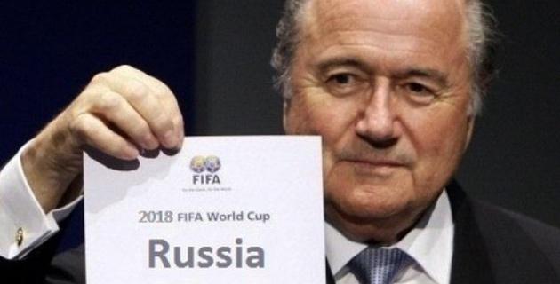 Россия получила право проведения ЧМ-2018 по футболу благодаря закулисной сделке - Блаттер