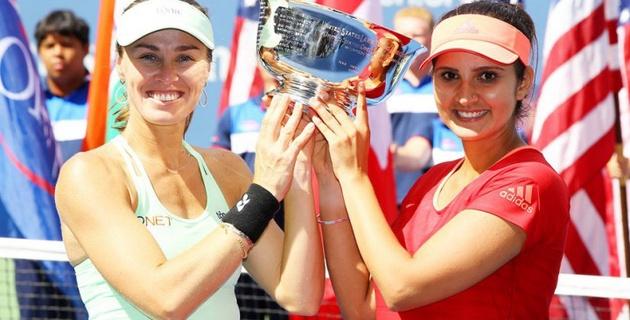 Мартина Хингис впервые за 15 лет сыграет в финале итогового турнира WTA