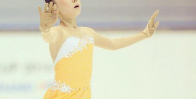 Казахстанская фигуристка Турсынбаева стала седьмой на этапе Гран-при в Канаде