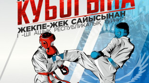 В Астане состоится первый Открытый республиканский турнир по рукопашному бою среди мужчин