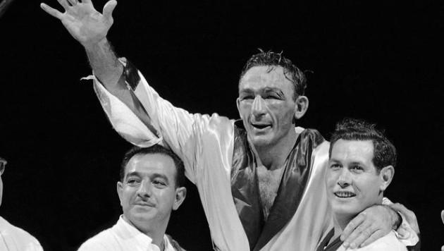 Шесть чемпионских поясов украли из Международного Зала боксерской славы