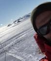 Бекхэм прибыл в Антарктиду для участия в футбольном матче