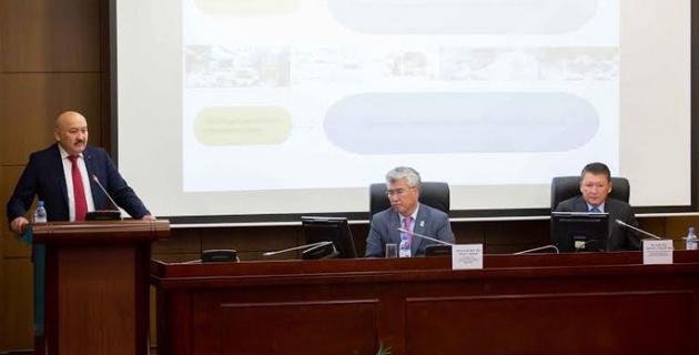 НОК под руководством Кулибаева обсудил подготовку к Олимпиаде-2016