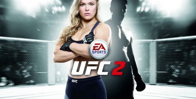 Ронда Роузи появится на обложке игры EA SPORTS UFC 2