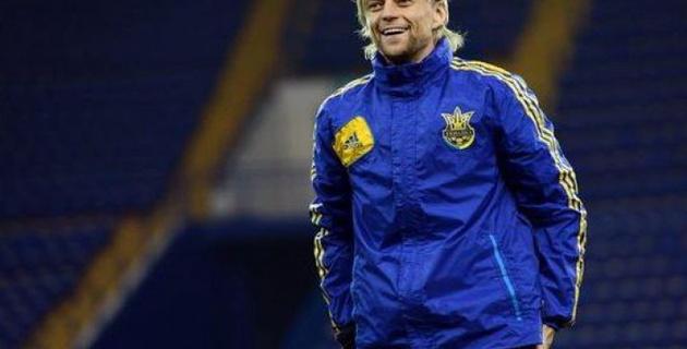 Тимощук остался в запасе, Илич вышел в основе стыкового матча Украина - Словения