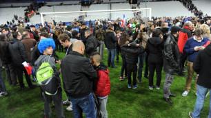 У смертника был билет на игру Франция-Германия, но охрана не пустила его на стадион - журналист WSJ