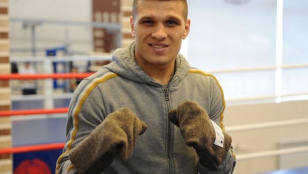 Деревянченко одержал седьмую победу подряд на профи-ринге