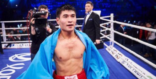 Казахстанец Сойлыбаев выступит в андеркарте боя Александра Усика