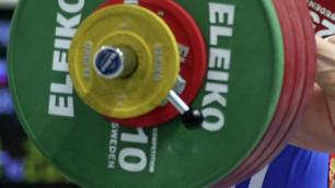 Сборная Болгарии по тяжелой атлетике отстранена от участия в Олимпиаде-2016