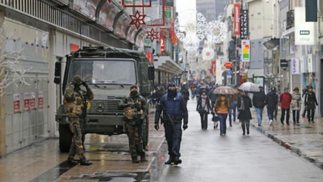 Матч чемпионата Бельгии по футболу отменили из-за террористической угрозы