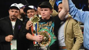 Альварес не откажется от титула WBC из-за обязательства драться с Головкиным