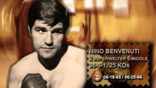 Головкин - это самолет, а все остальные - вертолеты - член Зала боксерской славы Нино Бенвенути