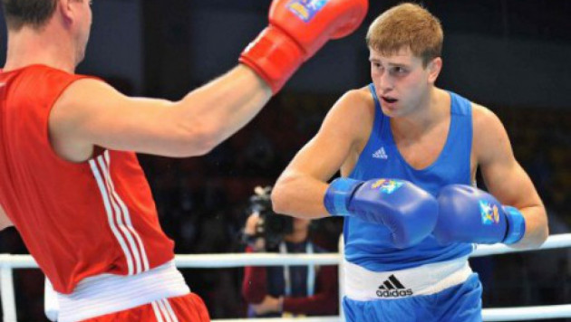 Казахстанский боксер Пинчук выйдет на ринг в андеркарте боя Кличко-Фьюри