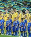 УЕФА наказал сборную Украины проведением одного домашнего матча без зрителей