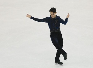 Денис Тен стал вторым на турнире NRW Trophy в Германии