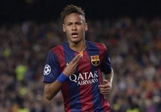 Барселона решила продлить контракт с неймаром