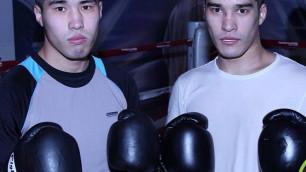 Младший брат Романа Жайлауова с победы начал профессиональную карьеру