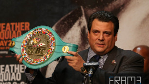 Все идет по плану. Уверен, что контракт на бой Головкин - Альварес будет скоро подписан - президент WBC
