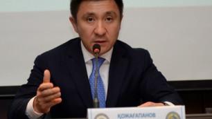 Президент ФФК Ерлан Кожагапанов дал старт юбилейному сезону детско-юношеского турнира