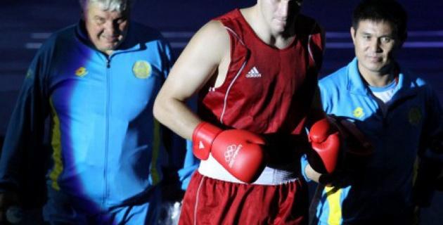 Иван Дычко признан лучшим боксером 2015 года в Казахстане