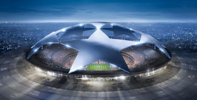 """""""ОН-ТВ"""" на этой неделе покажет восемь матчей Лиги чемпионов и Лиги Европы"""