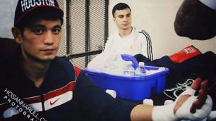 Казахстанец Избакиев 11 декабря проведет второй бой на профи-ринге