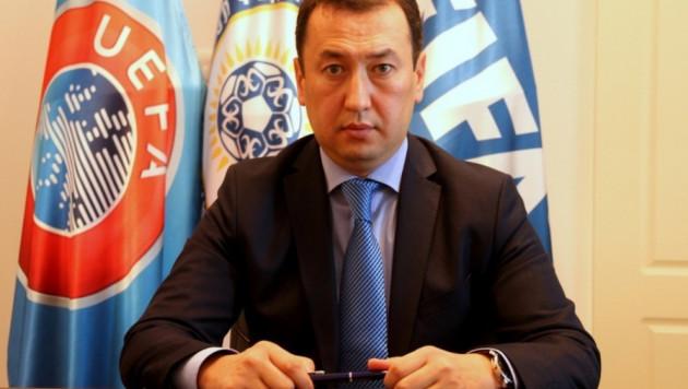 Генеральный секретарь ФФК поздравил казахстанцев с международным днем футбола