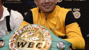 Альварес опередил Головкина и Мейвезера в голосовании за лучшего боксера года