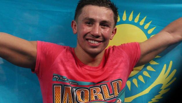 WBC номинировал Геннадия Головкина на звание лучшего боксера года