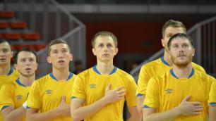 Стали известны возможные соперники сборной Казахстана по футзалу по плей-офф отбора ЧМ-2016