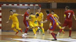 Казахстан вошел в ТОП-15 рейтинга футзальных сборных мира
