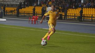 Клубы российской премьер-лиги интересуются игроком молодежной сборной Казахстана