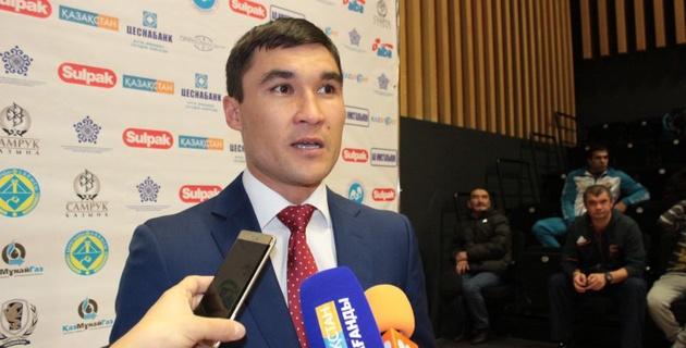 "Мне будет приятно, если боксеры ""Астана Арланс"" победят в турнире Жарылгапова - Сапиев"