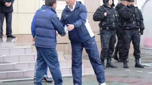 """Дмитрий Огай провел переговоры с """"Тоболом"""" - источник"""
