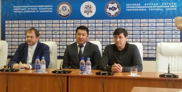 """ФК """"Актобе"""" официально представил Уткульбаева в качестве главного тренера"""